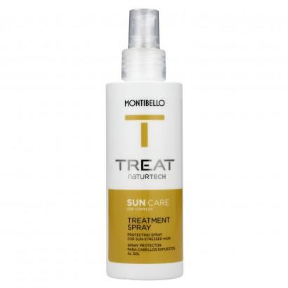 Spray ochronny do włosów Treat Naturtech Sun Care Treatment Spray Montibello