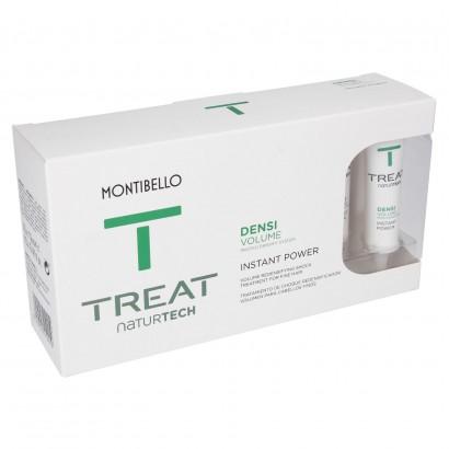 Ampułka do włosów pozbawionych objętości Treat Naturtech Densi Volume Instant Power Montibello