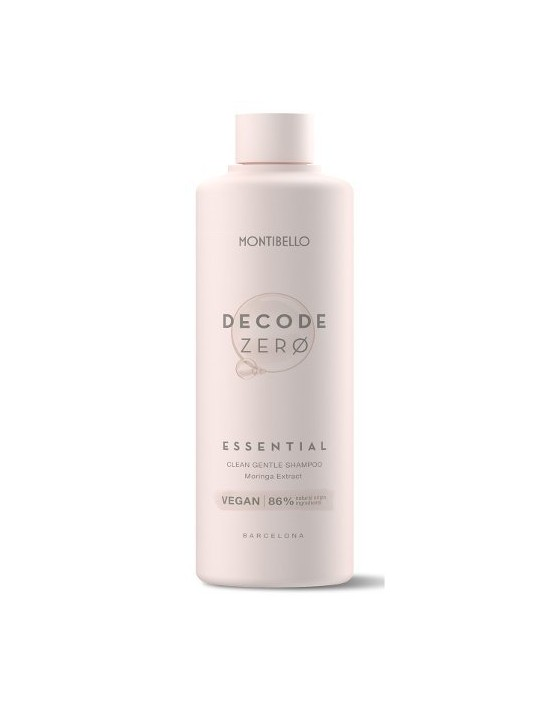 Szampon do włosów Decode Zero Essential Montibello 300 ml