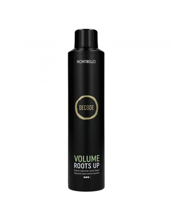 Decode Volume Roots UP, Pianka odbijająca włosy od nasady Montibello