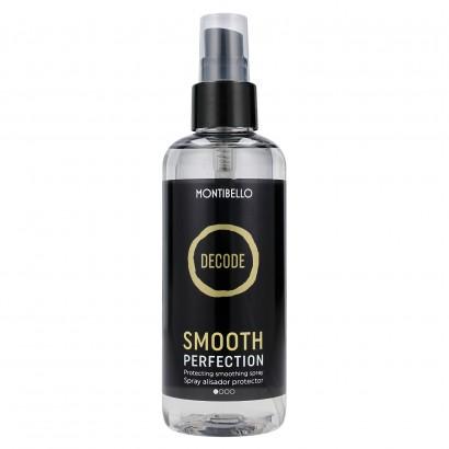Decode Smooth Perfection, Spray do włosów chroniący przed wysoką temperaturą Montibello
