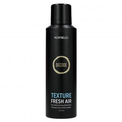 Decode Texture Fresh Air, Suchy szampon do włosów Montibello