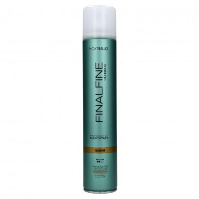 Lakier do włosów Finalfine Ultimate 500ml Montibello Medium