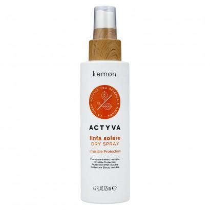 Kemon Actyva Linfa Solare Dry Spray, suchy spray ochronny 125 ml