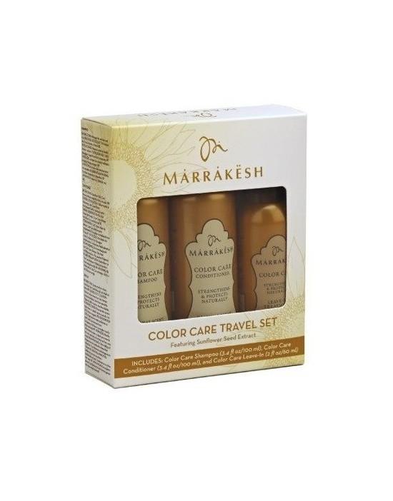 Zestaw Travel Set Marrakesh do włosów farbowanych