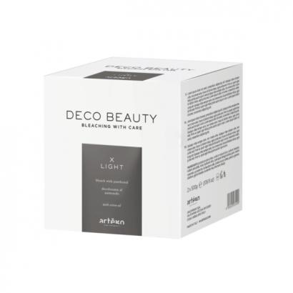 Rozjaśniacz Deco Beauty X-Light, rozjaśniacz do włosów Artego