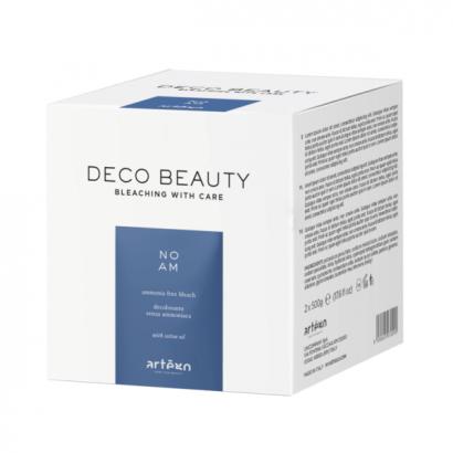 Rozjaśniacz Deco Beauty NO-AM, rozjaśniacz do włosów Artego