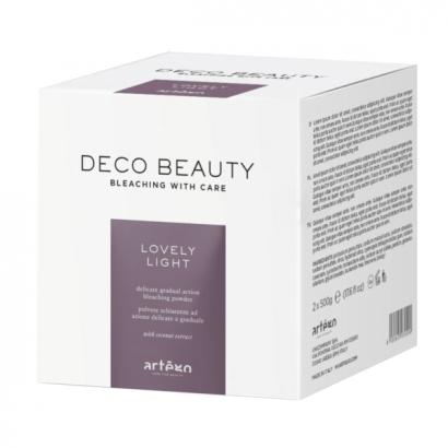 Rozjaśniacz Deco Beauty Lovely Light, rozjaśniacz do włosów Artego
