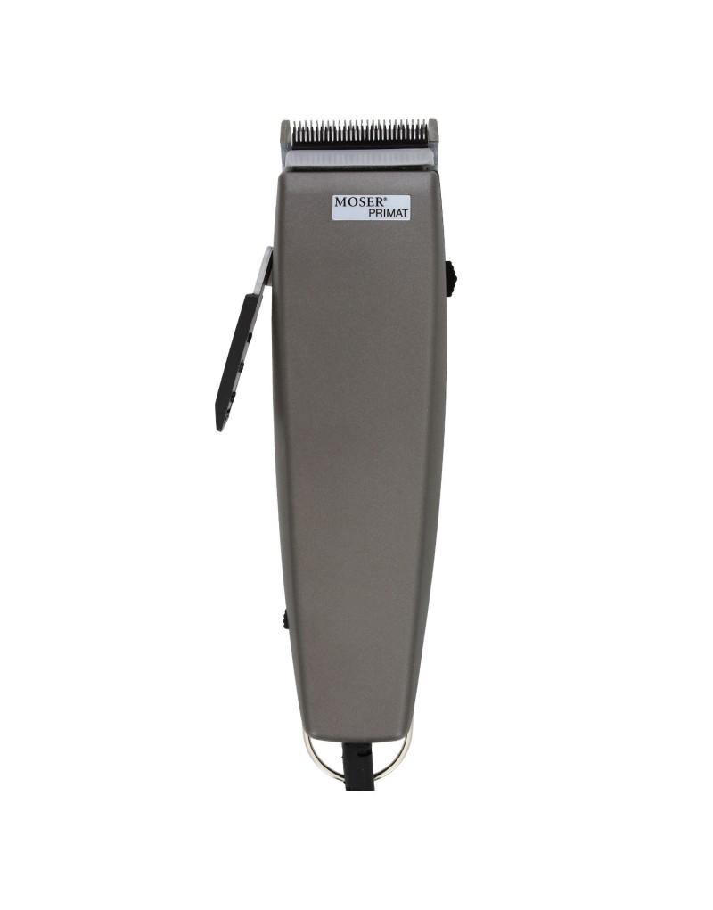 Profesjonalna maszynka do włosów Moser, model 1230 + 50% Power, Tytan