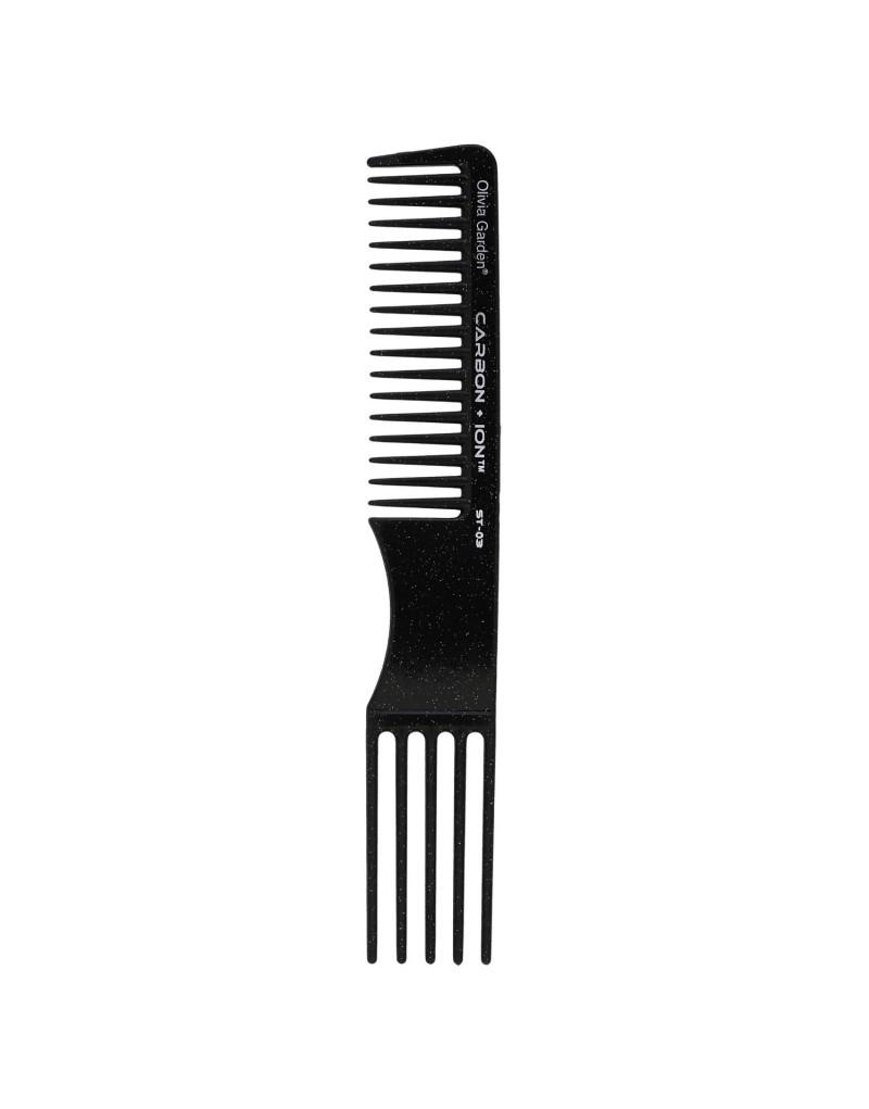 Grzebień do włosów Olivia Garden CARBON +ION COMB ST-3