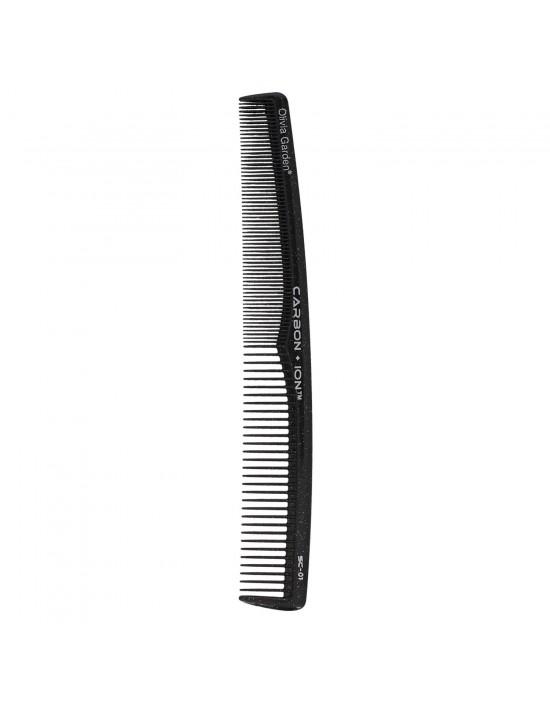 Grzebień do włosów Olivia Garden CARBON +ION COMB SC