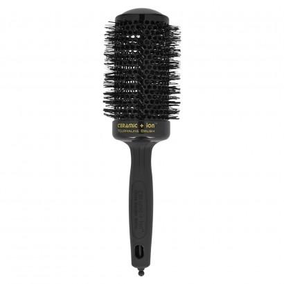 Szczotka do włosów Olivia Garden Thermal black ceramic 55 mm