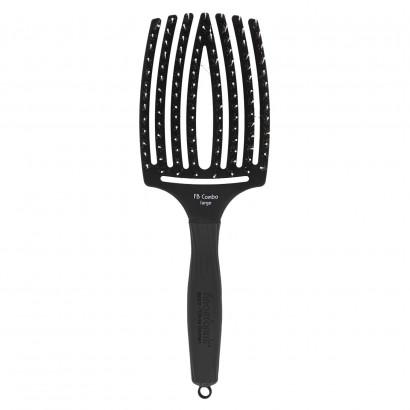 Szczotka do włosów Finger Brush Large, Combo Olivia Garden