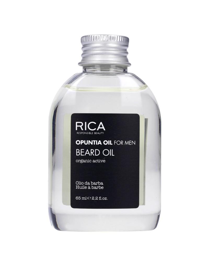 Olejek do brody Rica Beard Oil Opuntia Oil For Men