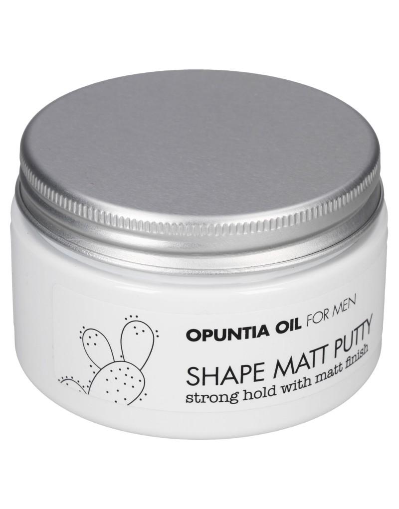Pasta matująca Rica Shape Matt Putty Opuntia Oil For Men 100 ml