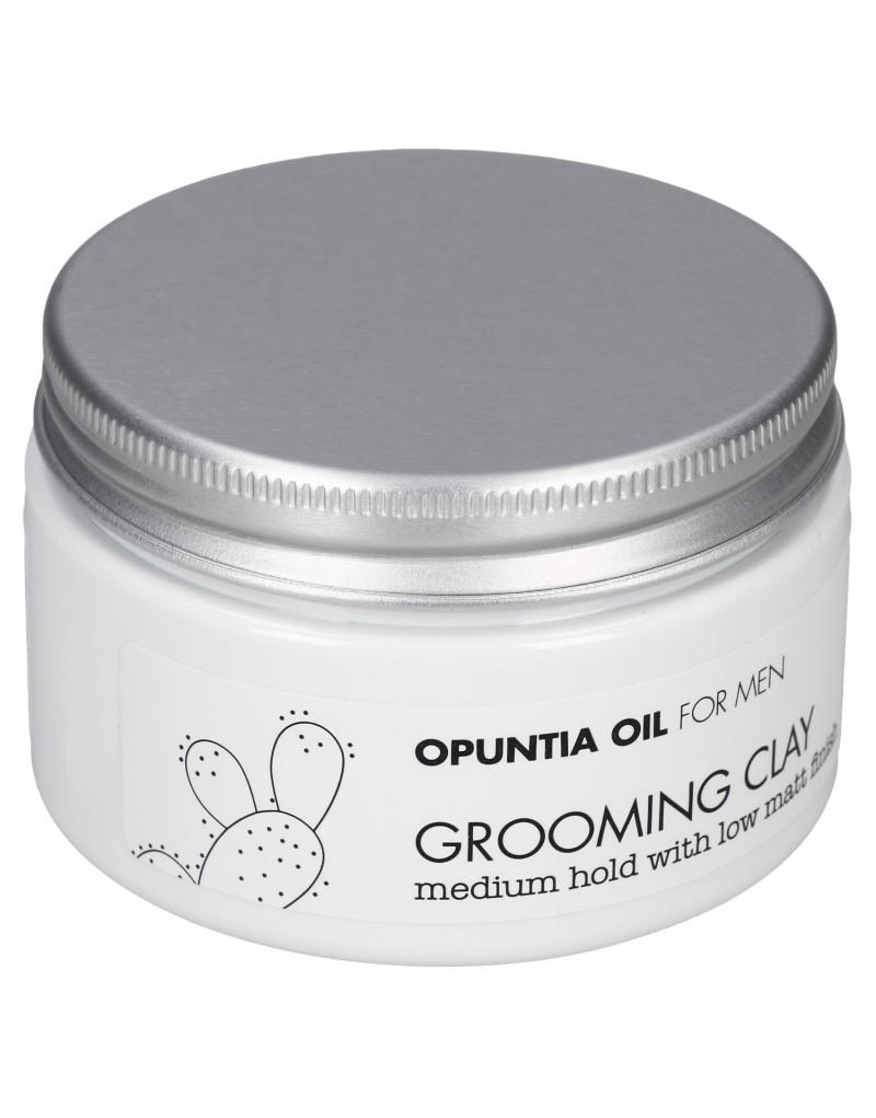 Glinka modelująca Rica Grooming Clay Opuntia Oil For Men 100 ml