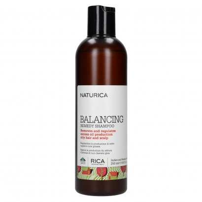 Szampon Balancing regulująco oczyszczający, Rica Naturica 250 ml