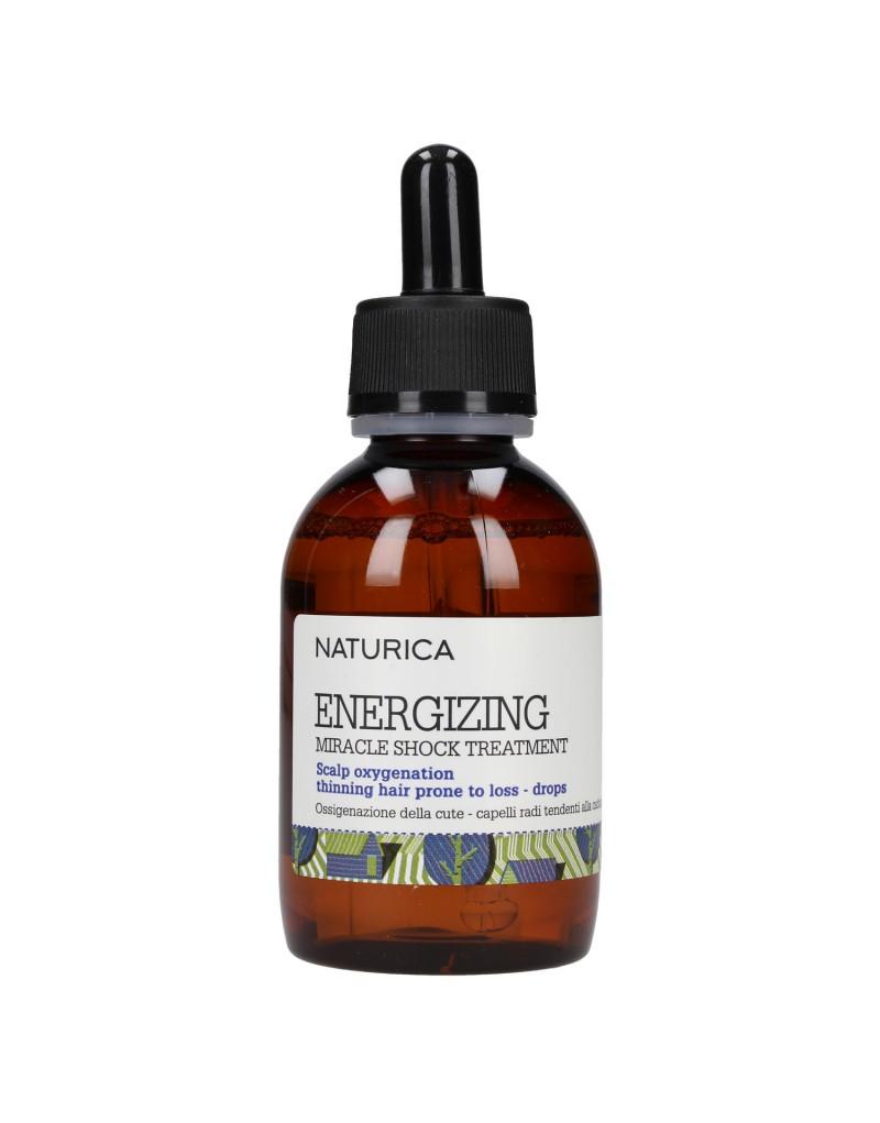 Krople Rica Energizing Miracle Shock treatment, krople stymulująco-odżywcze