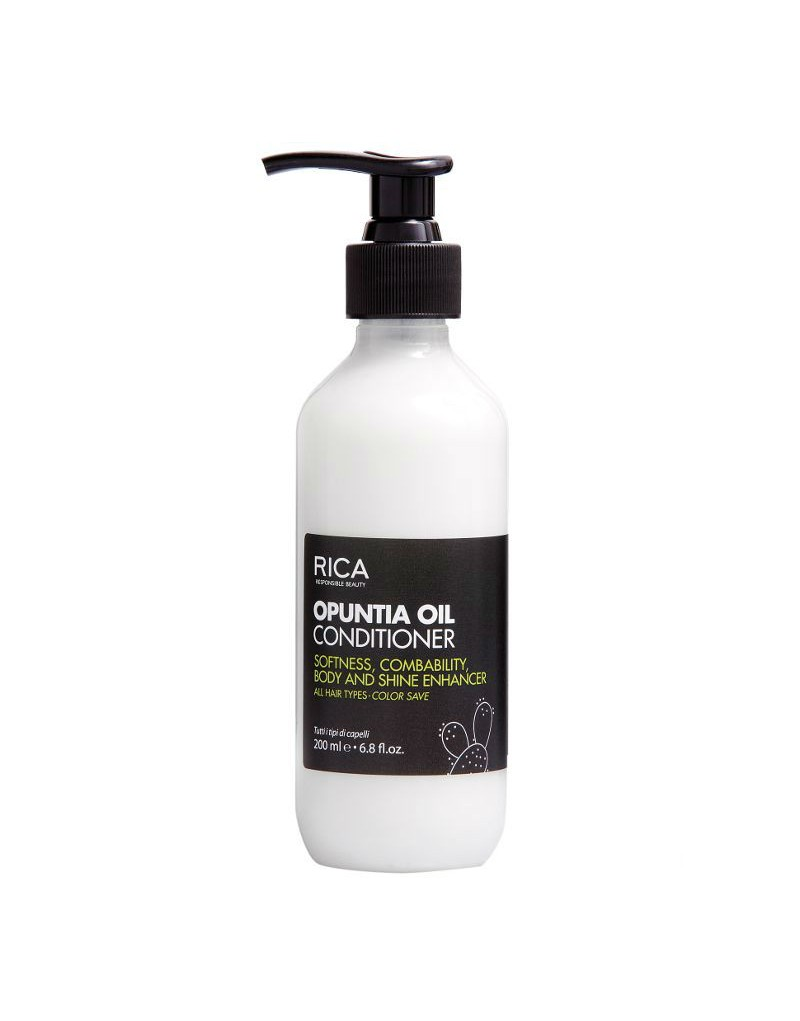 Odżywka Rica Opuntia Oil Conditioner, odżywka ułatwiająca rozczesywanie 200 ml