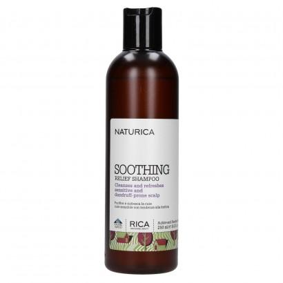 Szampon Rica Soothing Relief Shampoo, Szampon łagodząco-eliminujący 250 ml