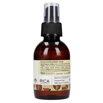 Spray Rica Soothing Treatment, Spray łagodząco-eliminujący łupież 100 ml