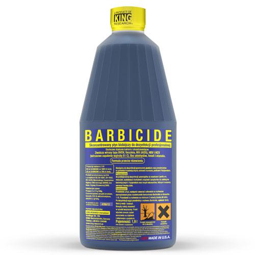 Preparat Barbicide