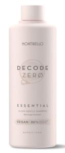 Szampon do włosów Decode Zero Essential Montibello